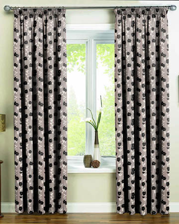 Swing Grey Curtains