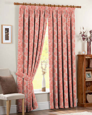 Window Curtains With Blackout Lining - Blinds UK