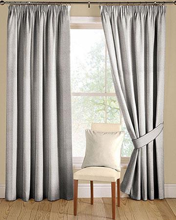 Tissus Paso Doble Uni Ficelle Curtains