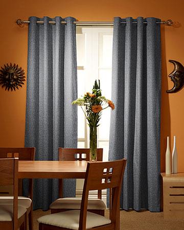 Tissus Paso Doble Uni Rocher Curtains