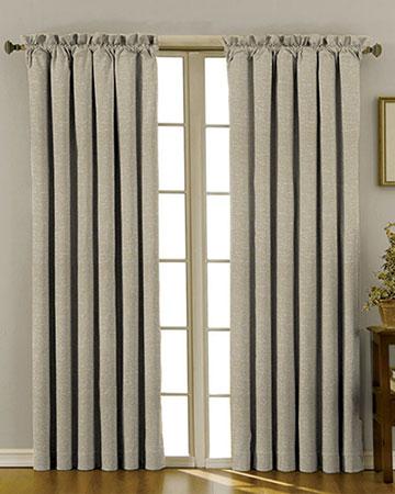 Tissus Paso Doble Uni Sable Curtains