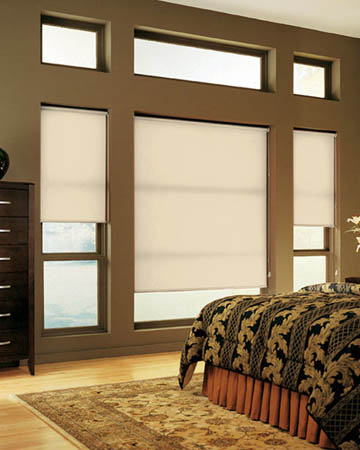 Eclipse Palette Beige Roller Blinds