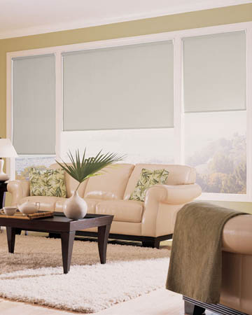Eclipse Palette Stone Grey Roller Blinds