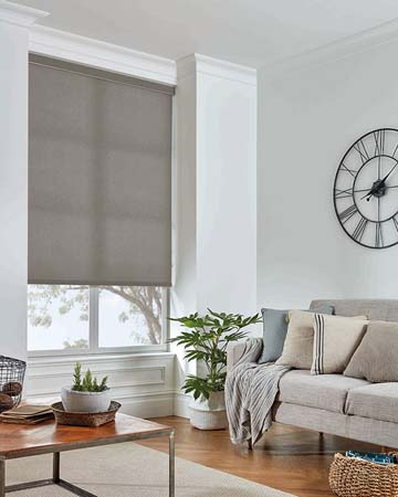 Louvolite Basix Steel Roller Blinds
