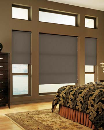 Louvolite Carnival Shadow Roller Blinds