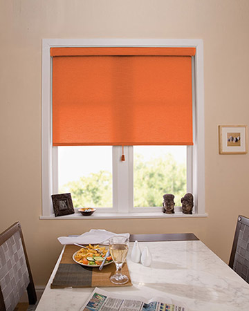 Louvolite Carnival Sunset Roller Blinds