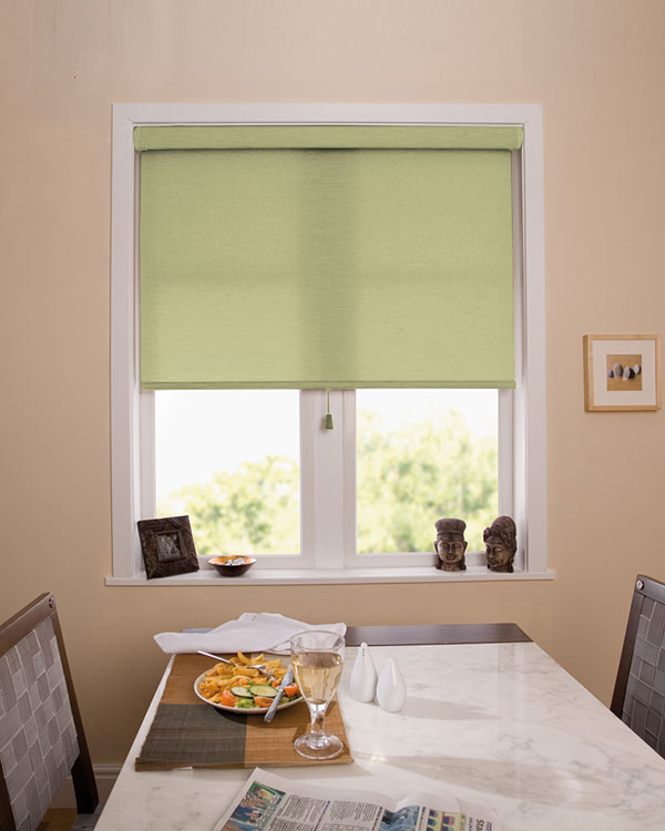 Louvolite Carnival Willow Roller Blinds