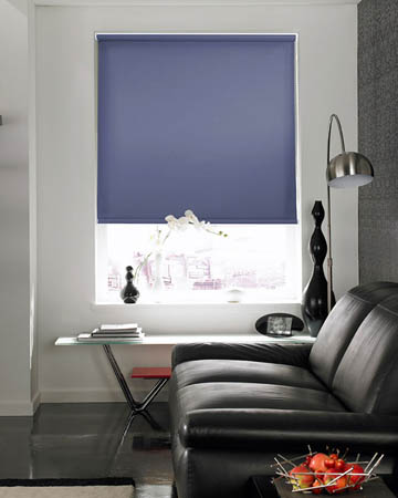 Louvolite Colourtex Azure Roller Blinds