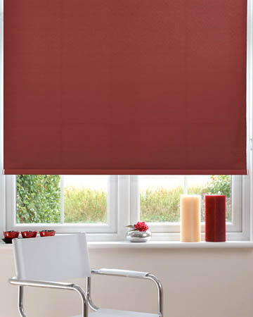 Louvolite Colourtex Berry Roller Blinds
