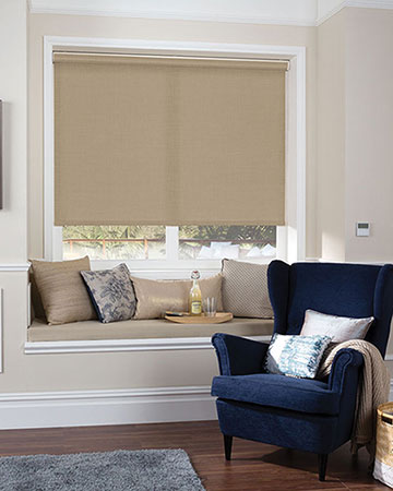 Louvolite Daybreak Pebble Roller Blinds