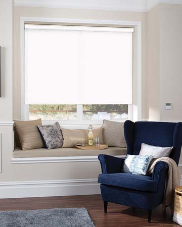 Louvolite Ritz Cotton Roller Blinds