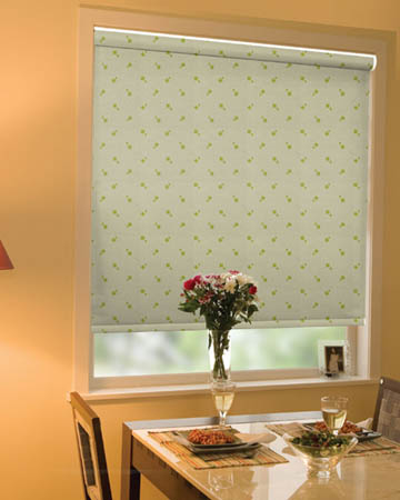Squares Salad Roller Blinds