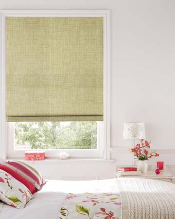 Edgar Dune Roman Blinds