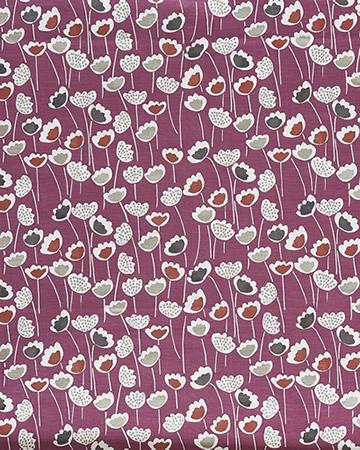 Prestigious Clara Very Berry Roman Blinds