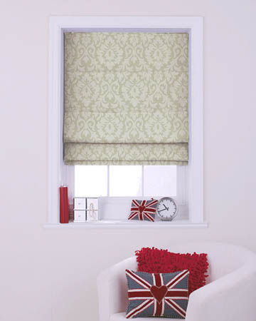 Prestigious Coba Natural Roman Blinds