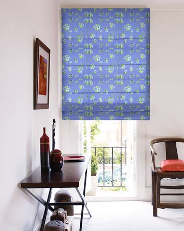Prestigious Ella Ink Roman Blinds