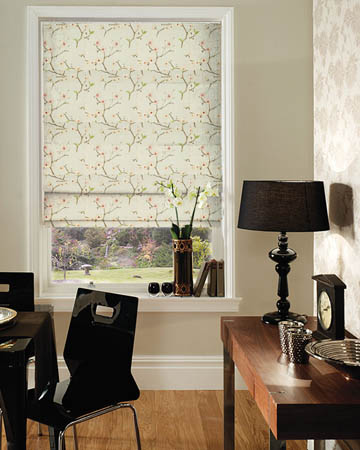 Prestigious Emi Chintz Roman Blinds