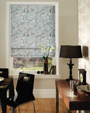 Blackout Roman Blinds Sale Made to Measure Blinds UK
