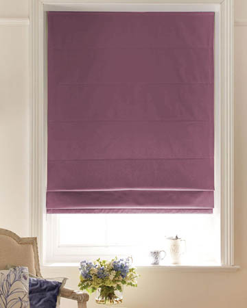 Prestigious Gem Lavender Roman Blinds