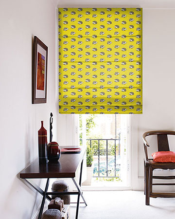 Prestigious Hedgehog Jonquil Roman Blinds