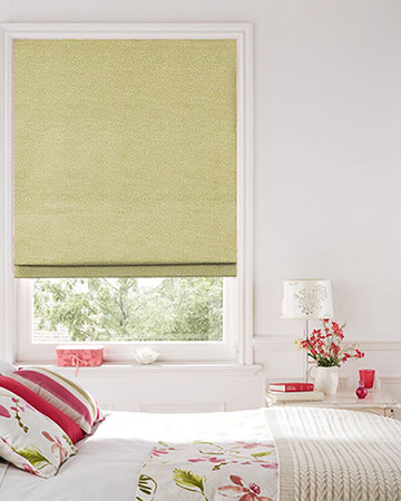 Prestigious Melbourne Apple Roman Blinds