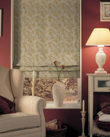Prestigious Oracle Vellum Roman Blinds