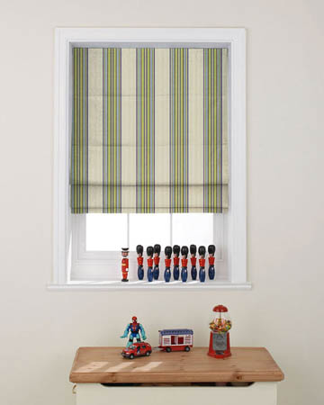 Prestigious Peveril Point Atlantic Roman Blinds