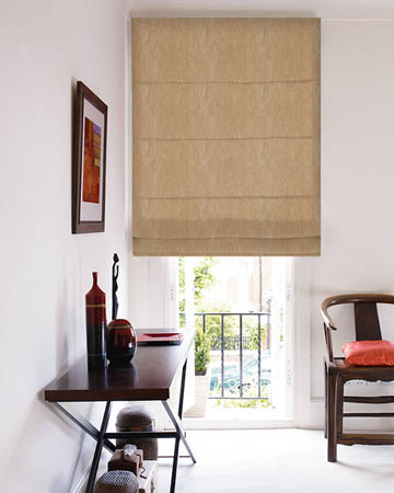 Prestigious Polo Linen Roman Blinds