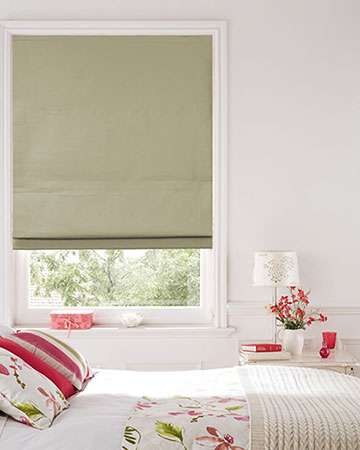Prestigious Quattro Natural Roman Blinds