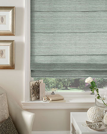 Prestigious Selma Duck Egg Roman Blinds