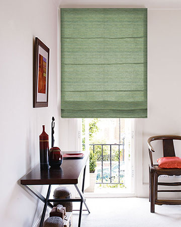 Prestigious Selma Lime Roman Blinds