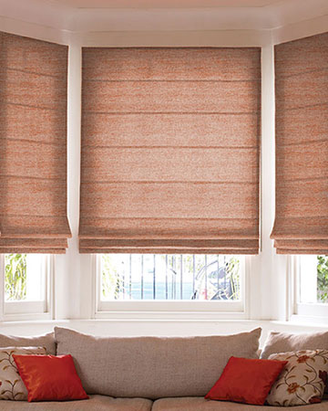 Studio G Aldo Spice Roman Blinds