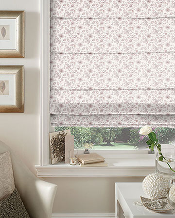 Studio G Avril Taupe Roman Blinds