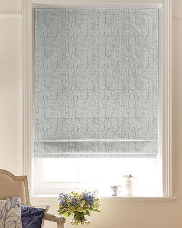 Studio G Birch Pebble Roman Blinds