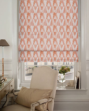 Studio G Ida Spice Roman Blinds