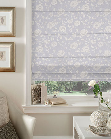 Studio G Meadow Grey Roman Blinds