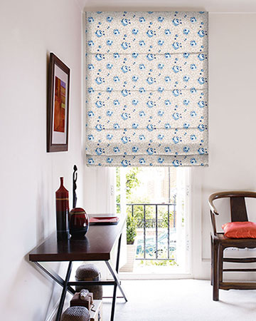 Studio G Noella Sky Roman Blinds