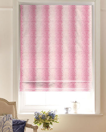 Studio G Pallas Raspberry Roman Blinds
