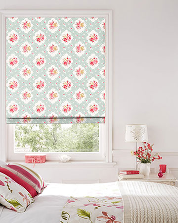 Studio G Rosetta Autumn Roman Blinds
