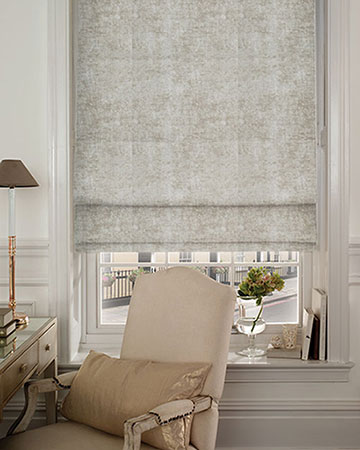 Studio G Vesta Natural Roman Blinds