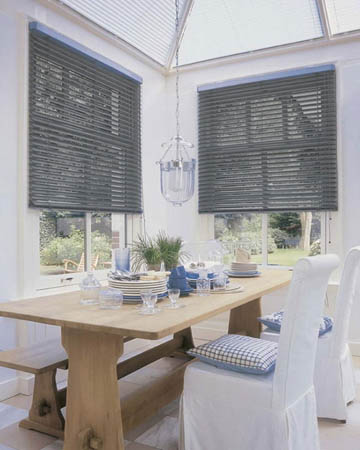 FastTrack Storm Cloud Aluminium Venetian Blinds
