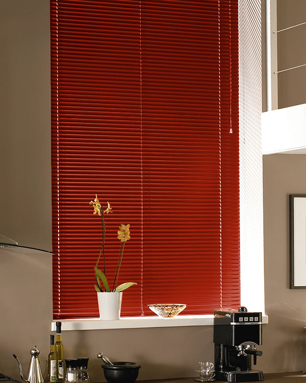 Fasttrack Pillar Box Aluminium Venetian Blinds