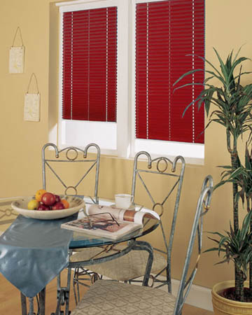 Fasttrack Scarlet Lady Aluminium Venetian Blinds