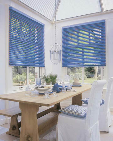 Fasttrack Forget Me Not Aluminium Venetian Blinds