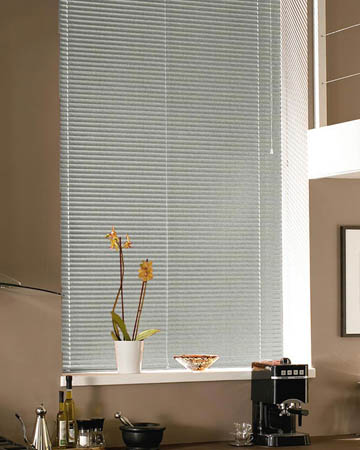 Grey Noise Aluminium Venetian Blinds