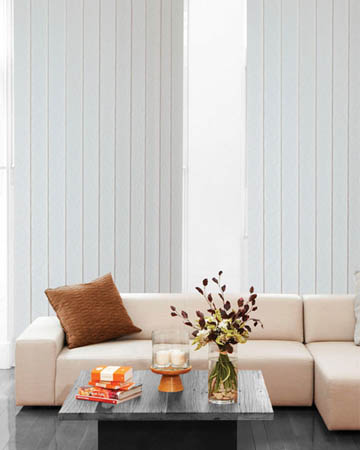 Senses Cream Vertical Blinds