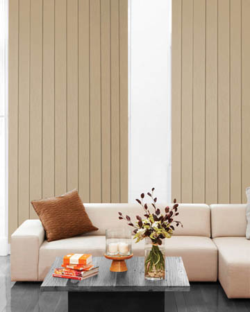 Vincent Mocha Vertical Blinds