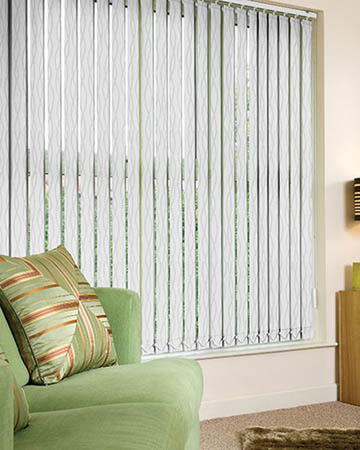 Aria Cape Vertical Blinds