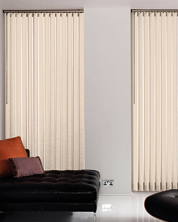 Blocklight Moth Vertical Blinds