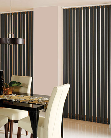 Estella Basque Vertical Blinds